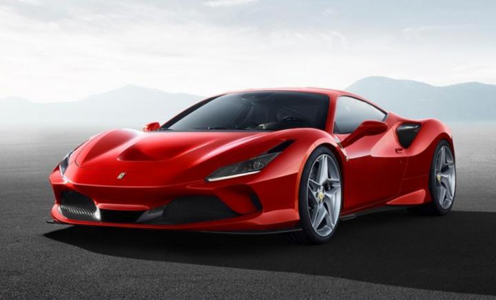 Ferrari показал, как будет выглядеть их новый спорткар