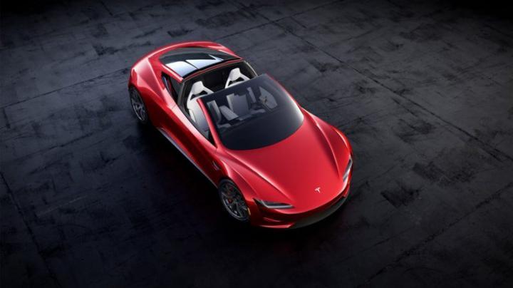 Новий Tesla Roadster розганяється досотні за2 секунди