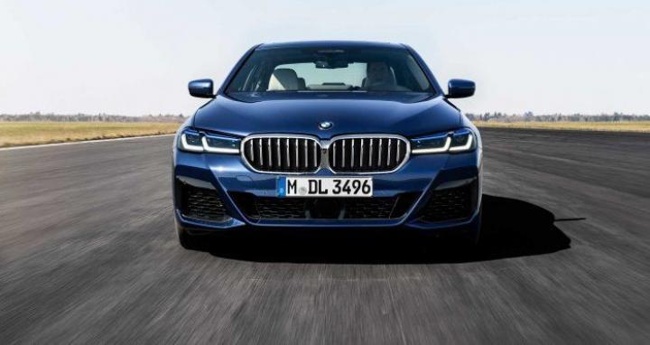 BMW офіційно представила модель 5-Series (фото)