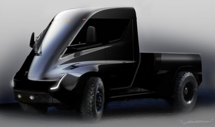 Маск озвучил планы Tesla: сперва Model Y, потом пикап