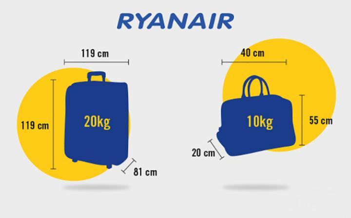 6502376b5fc5 Пассажиры, которые приобрели приоритетную посадку, смогут взять на борт две  единицы ручной клади: большую, 55×40х20 см, и маленькую, 40×20×25 см.