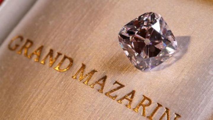 Самый крупный бриллиант продали нааукционе за $34 млн