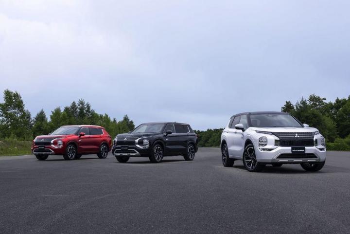 Mitsubishi представила новый гибридный Outlander PHEV