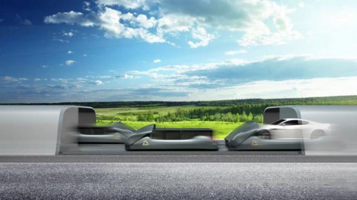 Основанный бывшим инженером SpaceX стартап создаст скоростную дорогу